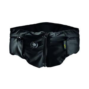 Casque avec protection Airbarg pour vélo 2.0 Noir