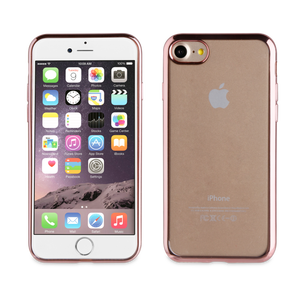 Coque Bling pour Iphone 7 Or rose