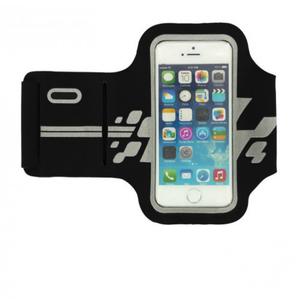 Brassard sport lycra taille iPhone 6 Plus Noir