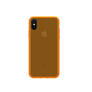 Coque Airshock pour  iPhone X Orange