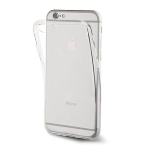 Coque crystal soft pour iPhone 7/8 Transparent