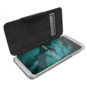 Etui Engage folio pour Galaxy S8 Noir