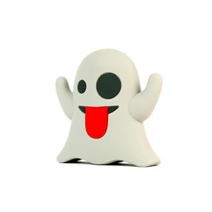 Batterie de secours 2600 MAh emoji Fantôme