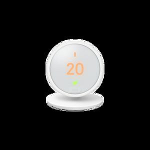 Thermostat E Blanc