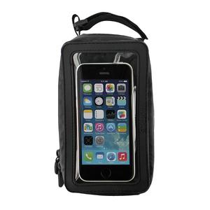 Sacoche vélo trotinette pour smartphone Noir