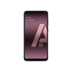 Galaxy A10 Rouge