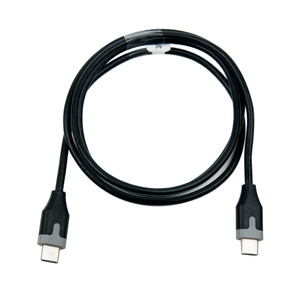 Câble USB-C vers USB-C 3A 1M Noir