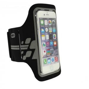 Brassard sport lycra taille iPhone 6 Noir