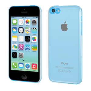 COQUE CLEAR BACK IPHONE 5C