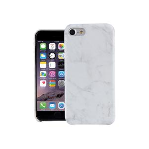 Coque Marbre pour iPhone 7 Blanc
