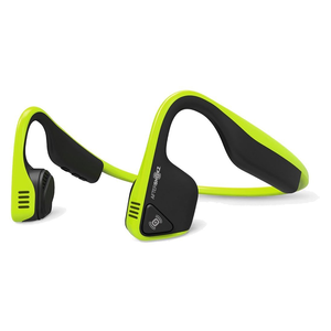 Casque à conduction osseuse Trekz Titanium Vert