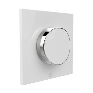 Interrupteur connecté SmartPebble Blanc