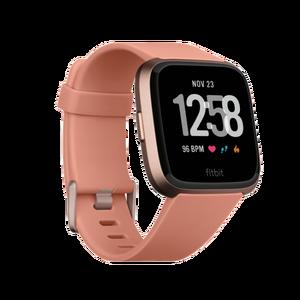 Smartwatch Versa rose-gold- pêche