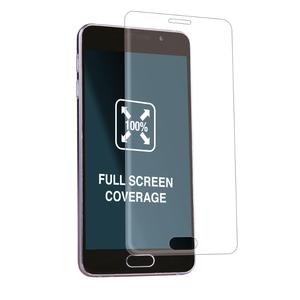 Protection en verre trempé incurvé pour Galaxy A5 2016