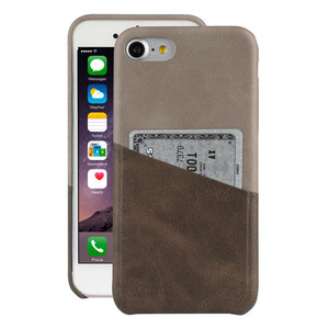 Coque Outfitter Vintage ID pour iPhone 7 Beige
