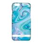 So Seven Coque Carrare  pour iPhone 7 Bleu
