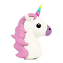 Mojipower Batterie de secours 2600 MAh Licorne