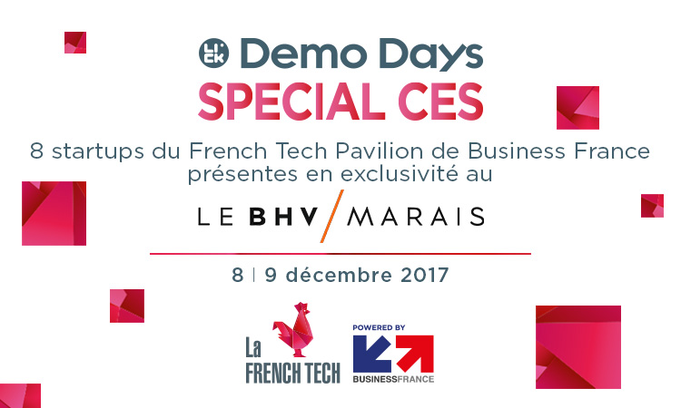 mobile French tech CES