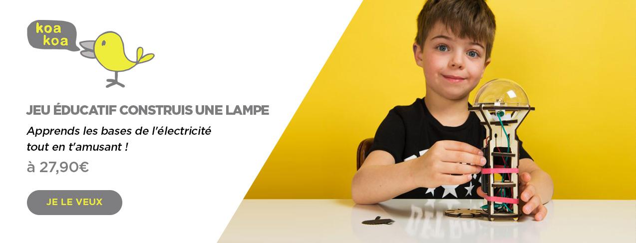 grande image Jeu éducatif Construis une lampe