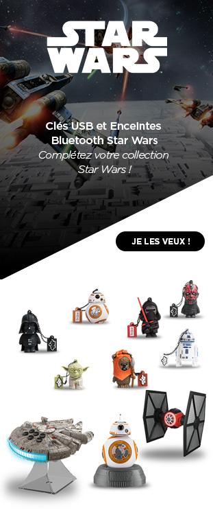 Clé USB 3D Starwars Kylo Ren 16 Go