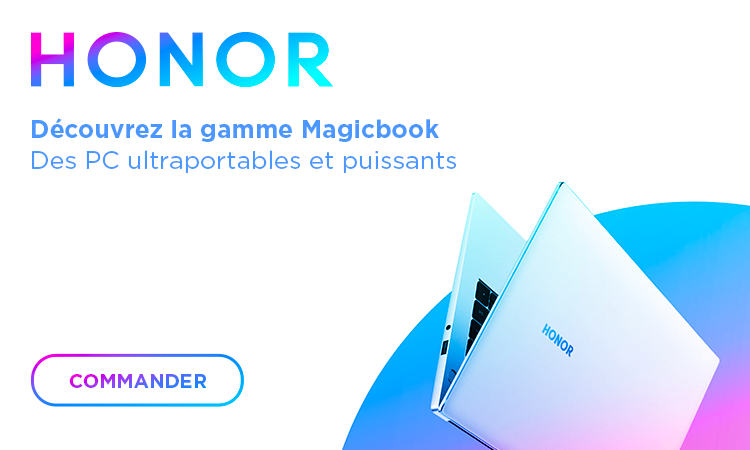 mobile Honor Magic Book