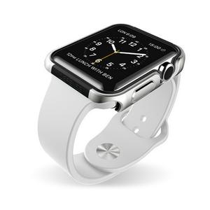 Bumper Alu 38mm pour Apple Watch Argent