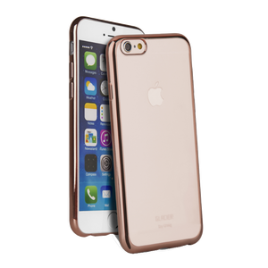 Coque Glacier Glitz pour iPhone 6/6S Rose or