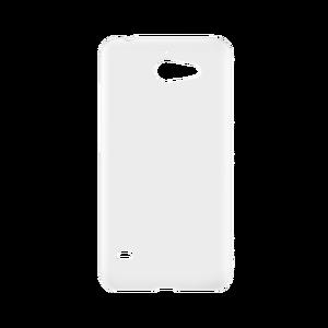 Coque pour Y550 Blanc / Transparent