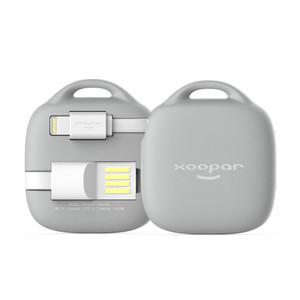 Batterie de secours MFI Hug Booster 500mAh Argent