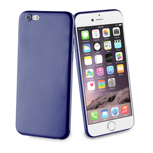 Coque Fever Ultrafine pour Iphone 6/6S Bleu