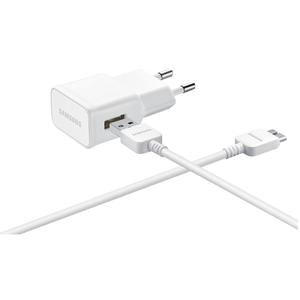 Chargeur secteur micro USB 2A Blanc