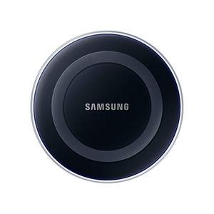 Socle de rechargement sans fil design Galaxy S6 Bleu / Noir