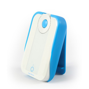 Clip ceinture pour Electro-stimulateur connecté Bleu
