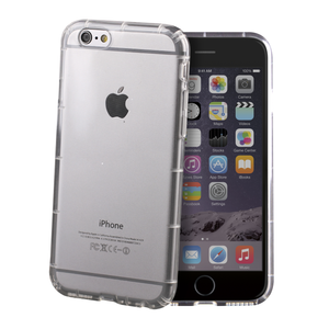 Coque Air Fender pour iPhone 6/6S Transparent