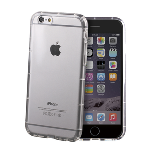 Coque Air Fender pour iPhone 6+/6S+ Transparent