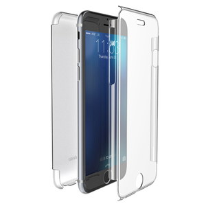 Coque Defense 360 en verre pour Iphone 7 Transparent