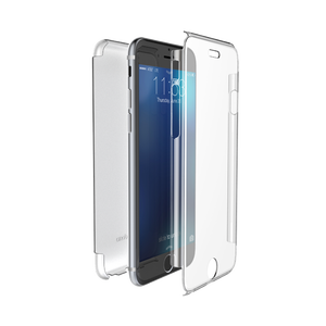 Coque Defense 360 pour iPhone 6 et 6s Transparent