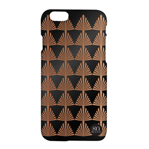 Coque Midnight Art Decol pour iPhone 6/6S Marron