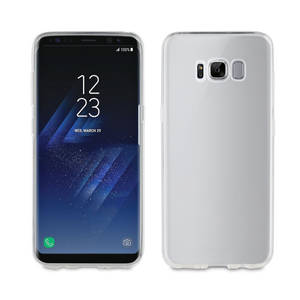 Coque Crystal Soft pour Galaxy S8+
