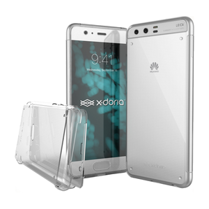 Coque Defense 360° pour P10 Lite Transparent