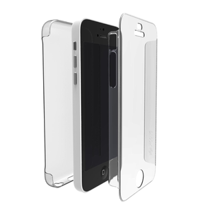 Coque Defense 360 pour Iphone 5C Transparent