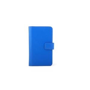 Folio universel porte carte Bleu