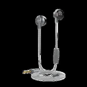 Ecouteurs intra-auriculaires M1B Gris