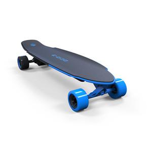 Longboard motorisé connecté E-go 2 Bleu