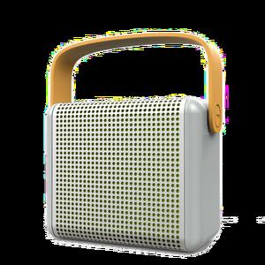 Enceinte Bluetooth Boomax Argent