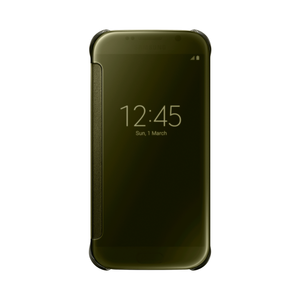Etui folio Clear view pour Galaxy S6