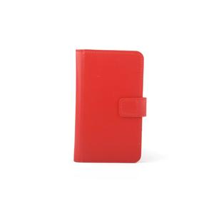 Folio universel porte carte Rouge