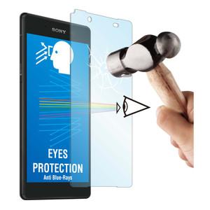 Protection en verre trempé pour Xperia Z5