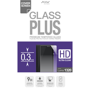 Protection écran en verre trempé pour Lumia 1320