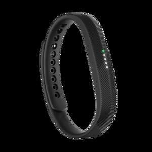Flex 2 bracelet pour l'activité et la natation Noir